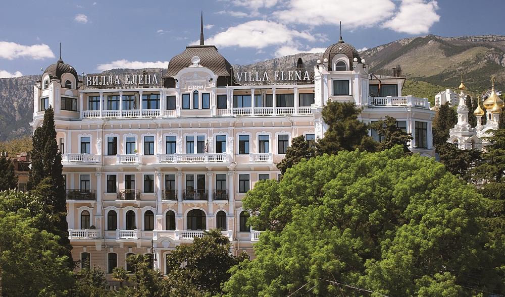 Villa Elena in Yalta